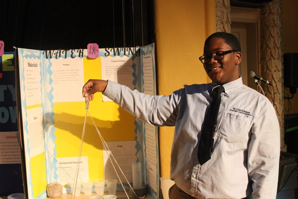 Science & Technology Week- Science Fair Competition