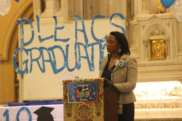 Dr. Tyeese Gaines, Graduation Keynote Speaker