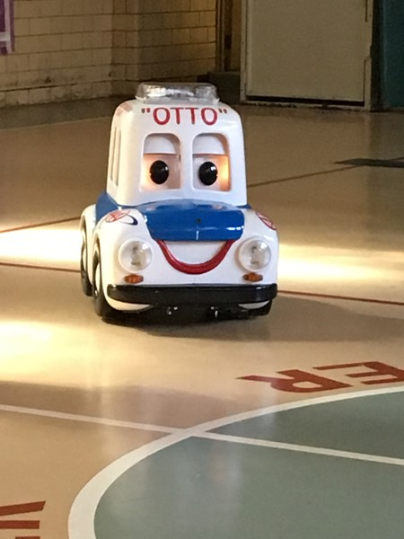 AAA's Otto the truck visits grades K-3