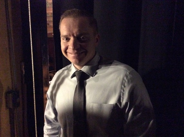 Mr. Mohr, Asst. Principal Back Stage