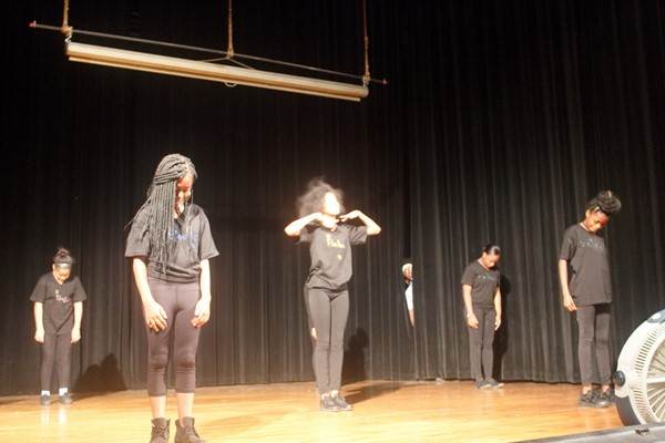 Student performance to Beyonce's Flawless