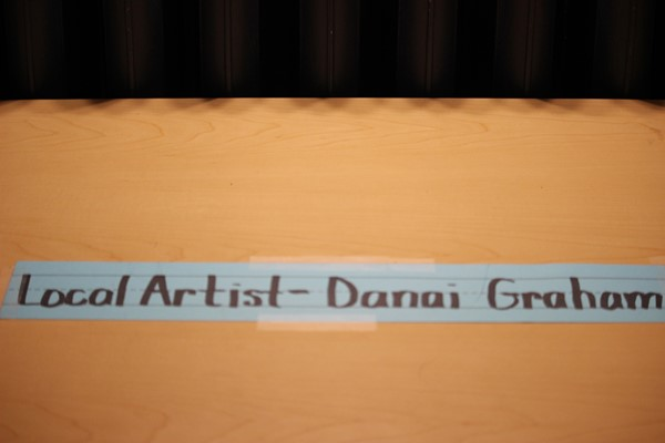 Danai Graham: Visiting artist station
