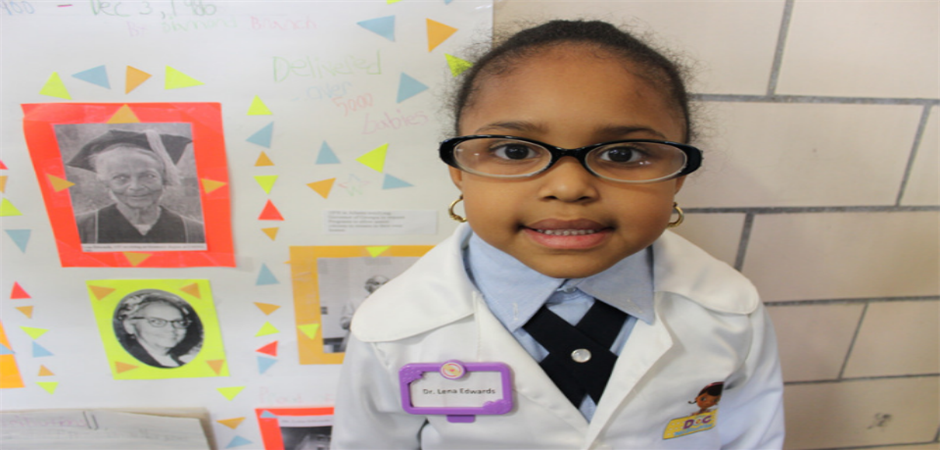 Character Education: Little Dr. Edwards